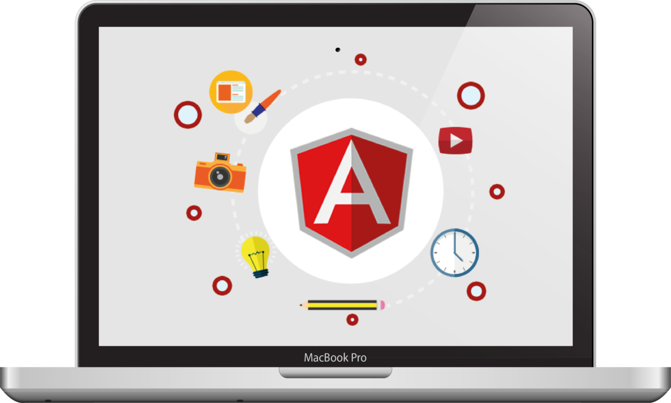 angular js laptop