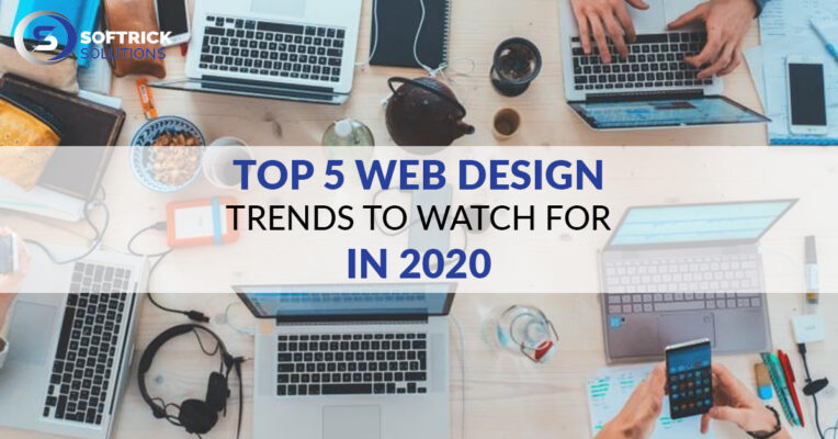Top 5 Web Design Trends to Watch for in 2019