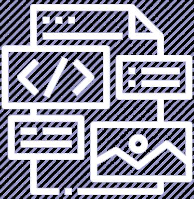 layout web design