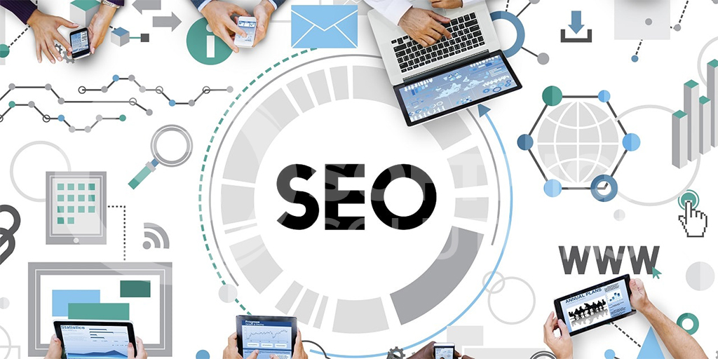 SEO service by Softrick Solutions