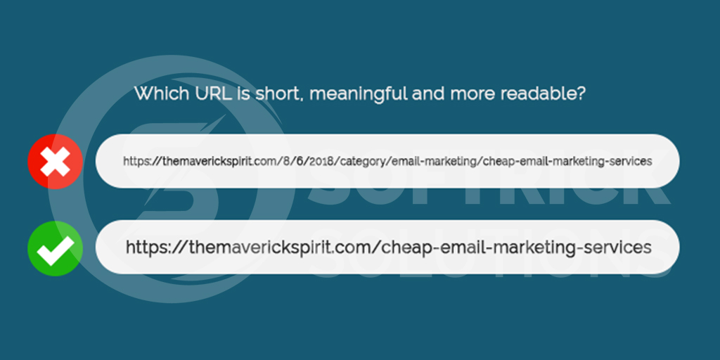 Readable URLs